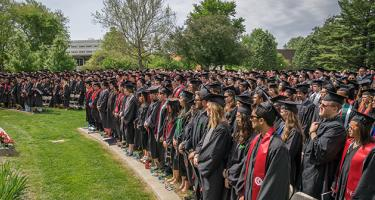 Grinnell College Commencement Ceremony